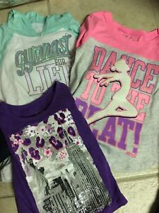 Girls  Justice Size 5-7 clothing
