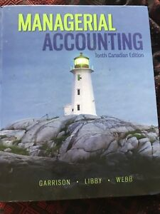 Managerial accounting for SMU business students