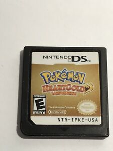 Looking for Pokemon heart gold or soul silver