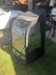 Snowblower cover/canopy
