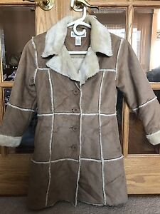 Girls Spring/Fall/Winter Dress Coat size 7/8