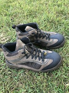 Jackeroo Steel capped shoes/boots size 11 Redcliffe Redcliffe Area Preview