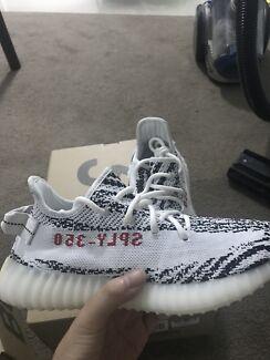 adidas yeezy boost 350 v2 blue tint hair adidas yeezy v2 zebra grey
