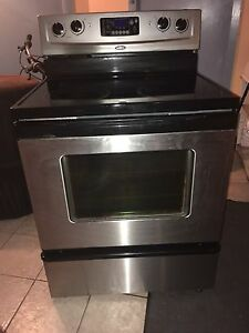 Oven whirlpool stainless steal