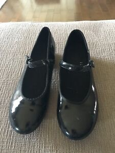 Tap shoes girls size 13
