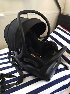 Maxi Cosi Mico AP Capsule Infant Carrier Baby Car Seat
