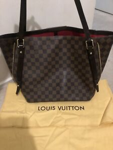 Louis Vuitton LV Ebene Rivington Bag