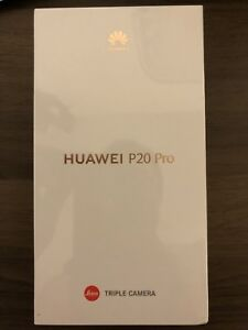 Brand New Huawei P20 Pro in Black