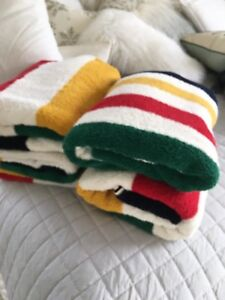 HUDSON BAY BIG BEACH TOWELS !