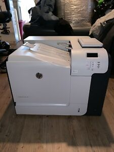 Hp laser jet 500 color M551 Printer