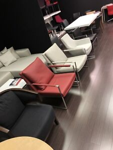 Warehouse Clearance Sale Saturday 10-5! Chairs, stools, tables!