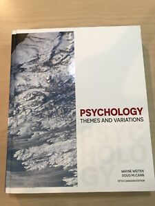 Psychology Themes and Variation