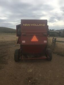 New holland round bailer Panmure Moyne Area Preview