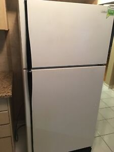 Refrigerator white working perfectly
