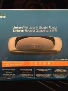 Linsey's Wireless Router