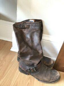 FRYE Veronica Slouch Boots (Size 9)