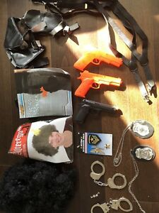 Matching Halloween Costume Items & Accessories