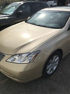 Lexus ES350 *price drop*