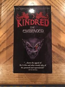 Kindred The Embraced - The Complete Vampire Collection VHS