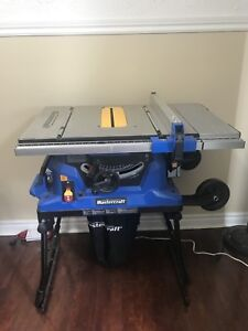 Table saw buy or sell tools in hamilton kijiji classifieds mastercraft table saw keyboard keysfo Gallery