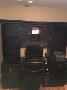 Ashley home furniture desk unit
