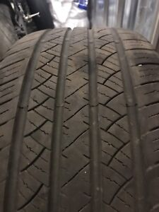 All season tires 255/55/18