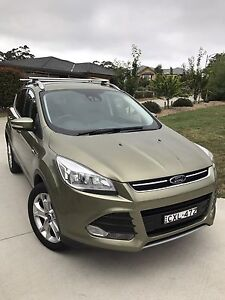 Ford Kuga Trend TF AWD Exeter Bowral Area Preview