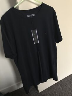 Tommy Hilfiger May Crew Neck T-Shirt - Navy