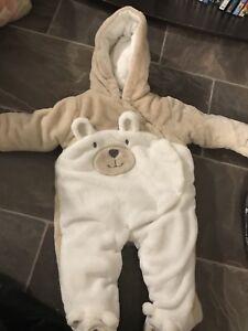 Baby winter gear