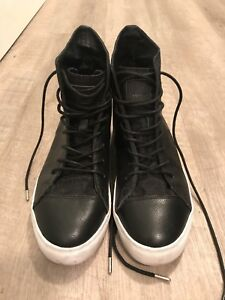 Sully Wong menor woman's high top shoes