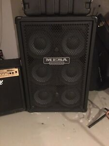 Mesa Powerhouse 6x10 bass cabinet