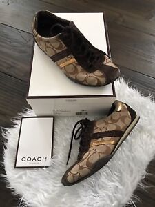 Coach Katelyn Running Shoes - size 5.5