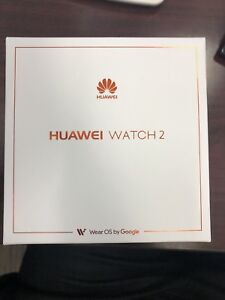 BRAND NEW Huawei Watch 2 - SEALED IN BOX