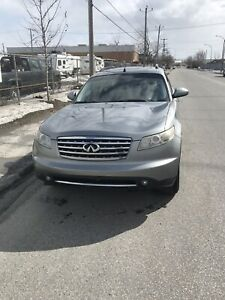 Infiniti 2008 Fx35 must sell before Monday