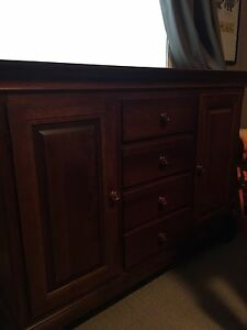 Baby change table and dresser