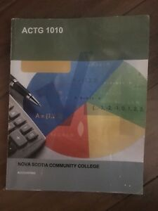 NSCC office admin/business admin Textbooks