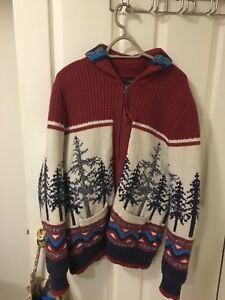 American eagle- thick knit sweater