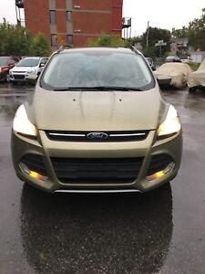 2014 ford escape ecoboost 4wd