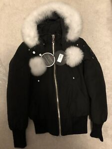 Moose Knuckle BRAND NEW Debbie Bomber W/Tags