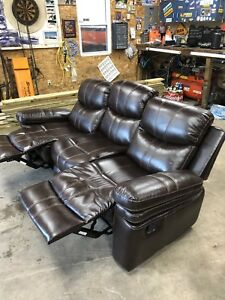 Reclining sofa/couch $400