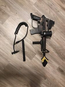 Paintball kit and accessories