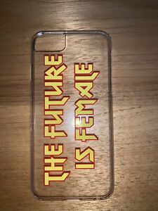 'the future is female' iphone 7 case - skinnydiplondon Bradbury Campbelltown Area Preview
