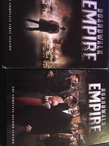 Boardwalk empire season 1&2