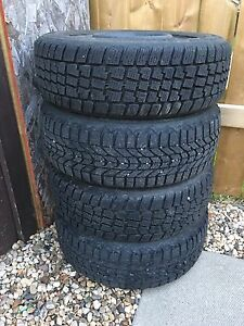 4x100 size 14 winter tires