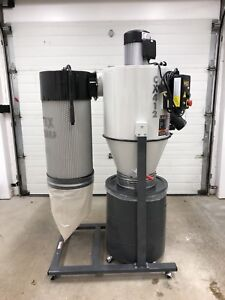 2 HP Cyclone Dust Collector - Craftex CX-Series