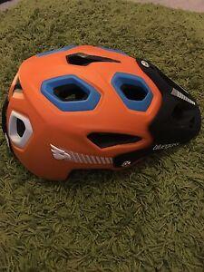 Bluegrass Goldeneyes MTB Helmet.