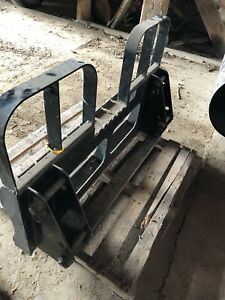 HLA 3700lbs Pallet Fork Carriage only