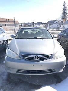 2006 Toyota Camry LE New Safety FREE WARRANTY