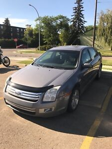 2007 FORD FUSION SEL V6 AWD! OPEN 2 TRADE!