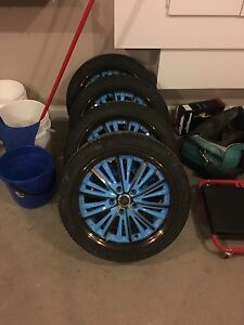 17 inch rims and tires